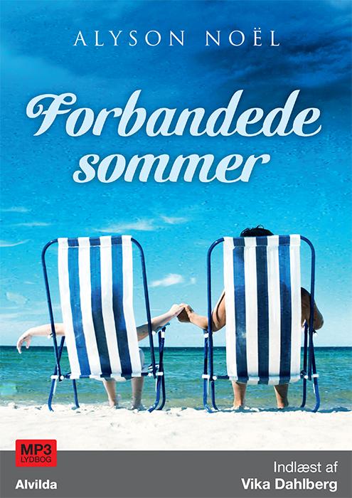 Image of Forbandede sommer (Lydbog)