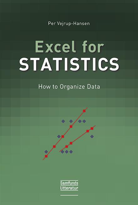Image of   Excel for Statistics (E-bog)