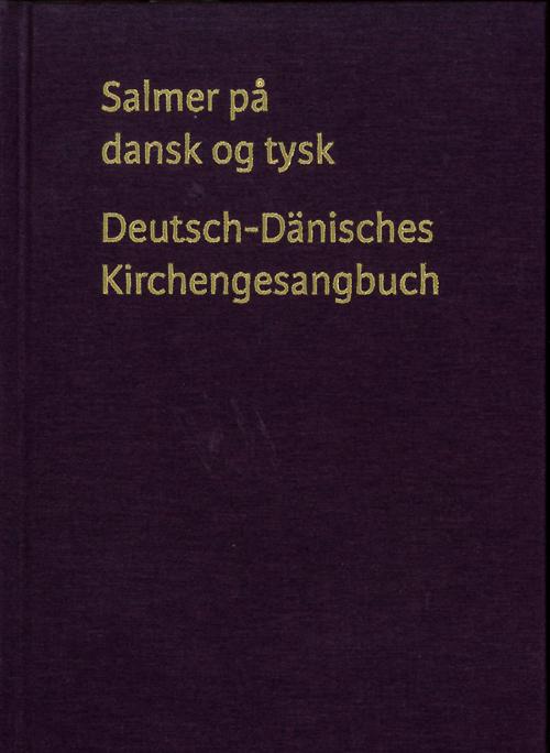 Salmer på dansk og tysk (Bog)