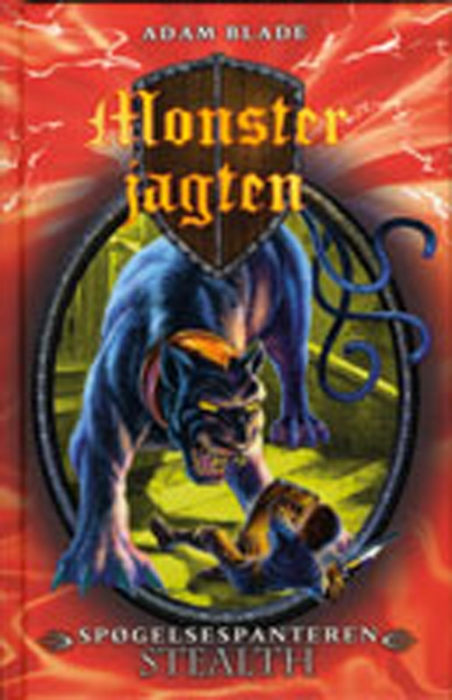 Image of Spøgelsespanteren Stealth (E-bog)