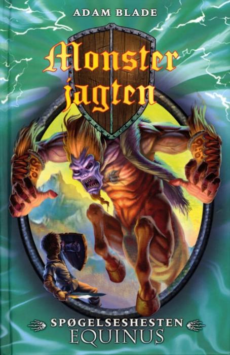 Image of Spøgelseshesten Equinus (E-bog)