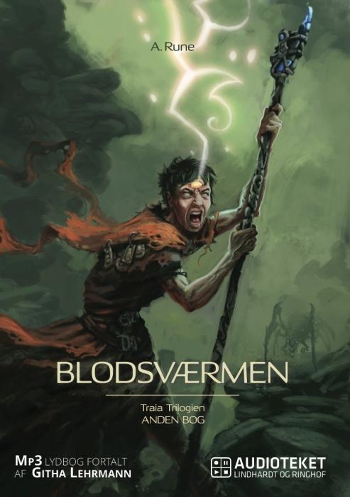 Image of Blodsværmen (Lydbog)