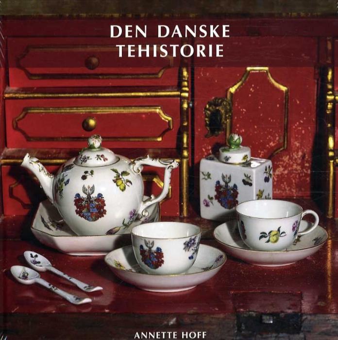 Image of Den Danske Tehistorie (Bog)