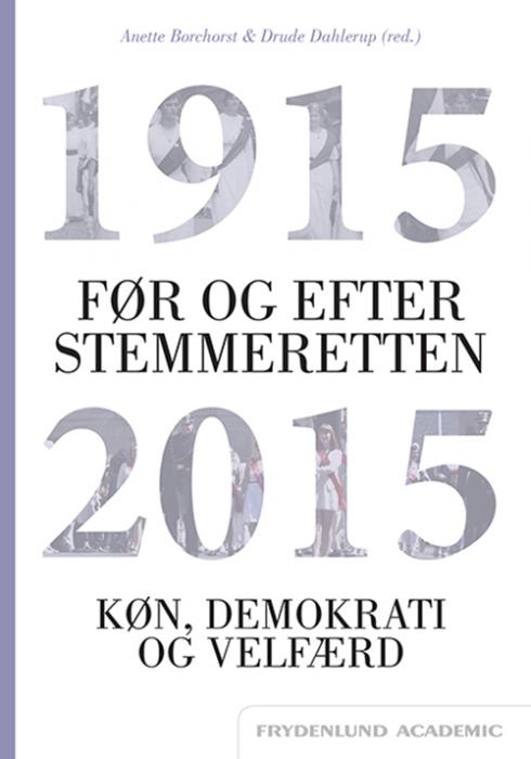 Image of Før og efter stemmeretten (Bog)