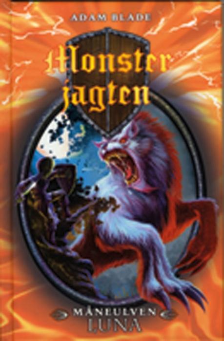 Image of Måneulven Luna (E-bog)