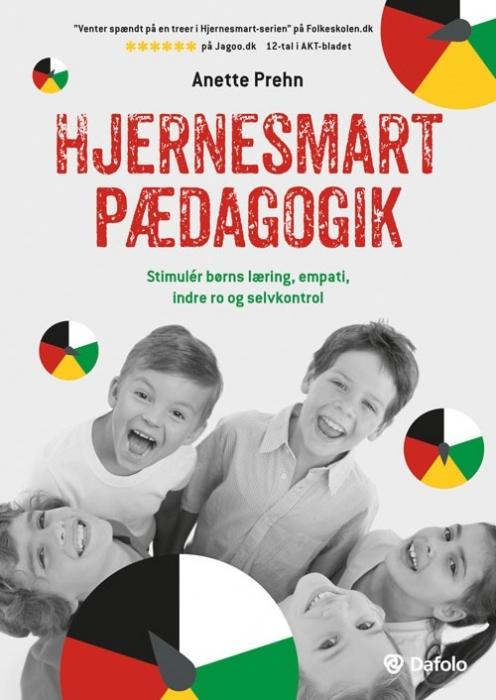 Image of Hjernesmart pædagogik (Bog)