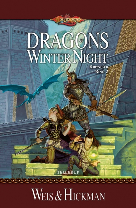 DragonLance Krøniker #2: Dragons of Winter Night (Bog)