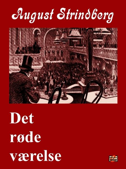 Image of Det røde værelse (E-bog)
