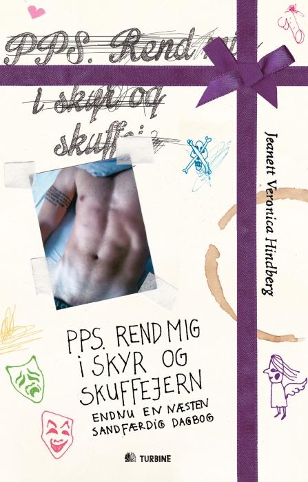 Billede af PPS. Rend mig i skyr og skuffejern (E-bog)