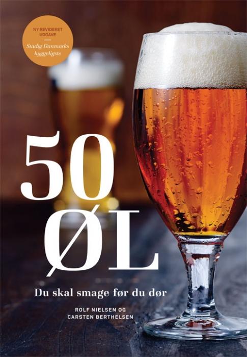 Image of   50 øl du skal smage før du dør (Bog)