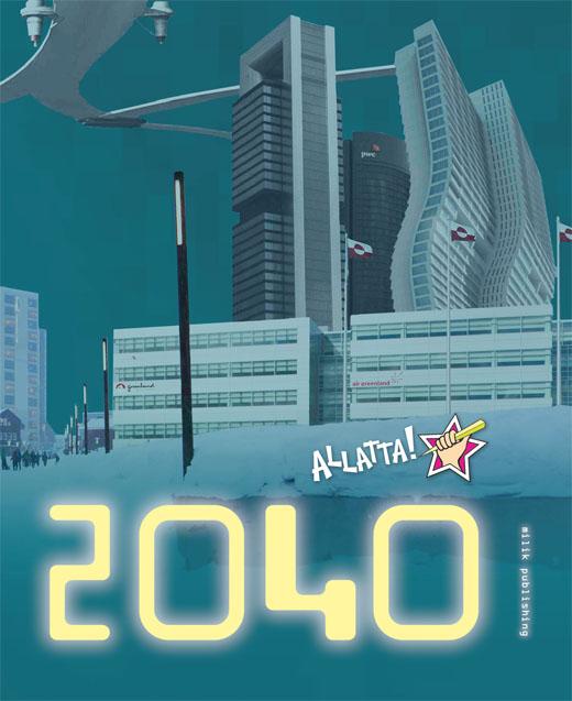 Image of   2040 (E-bog)