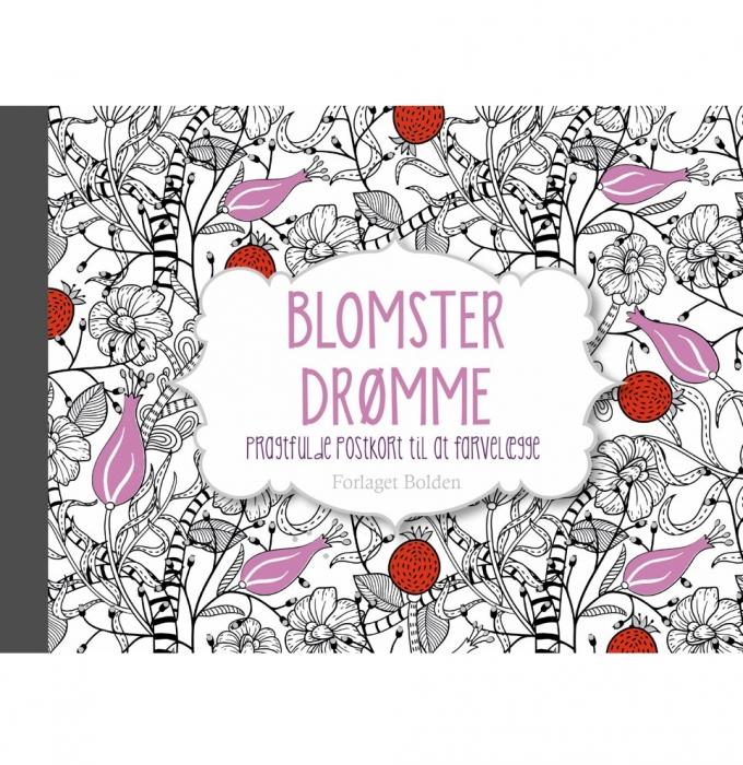 Magiske øjeblikke: Blomsterdrømme (postkort) (Bog)