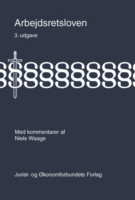 Image of   Arbejdsretsloven (Bog)