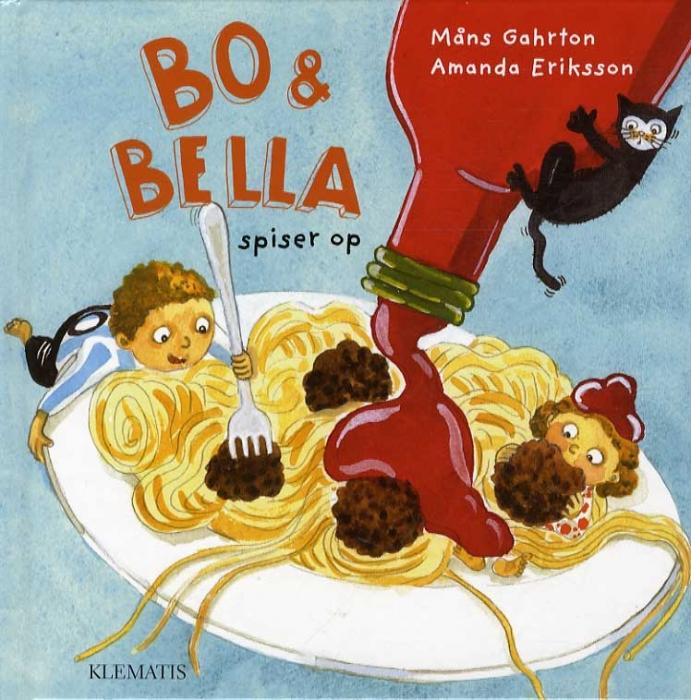Bo & Bella spiser op (Bog)