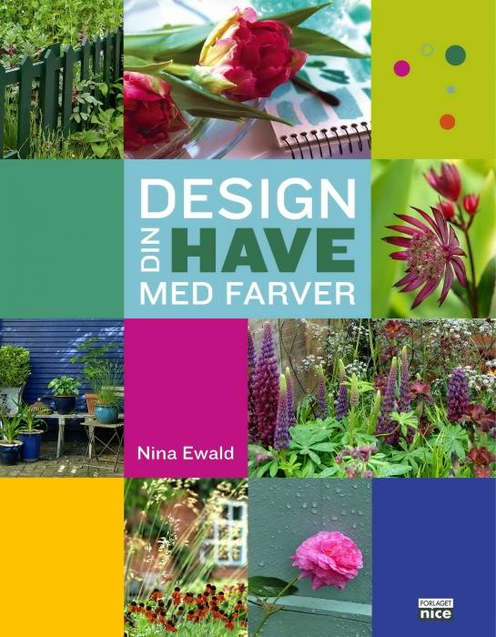 Design din have med farver (Bog)