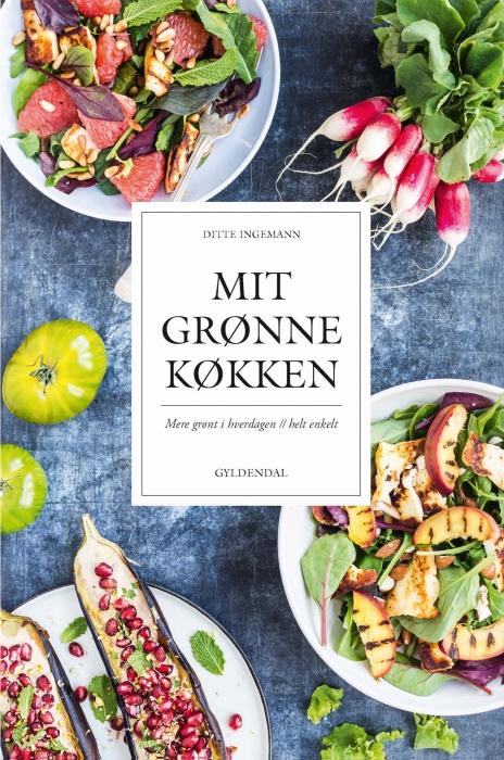 Mit grønne køkken (E-bog)