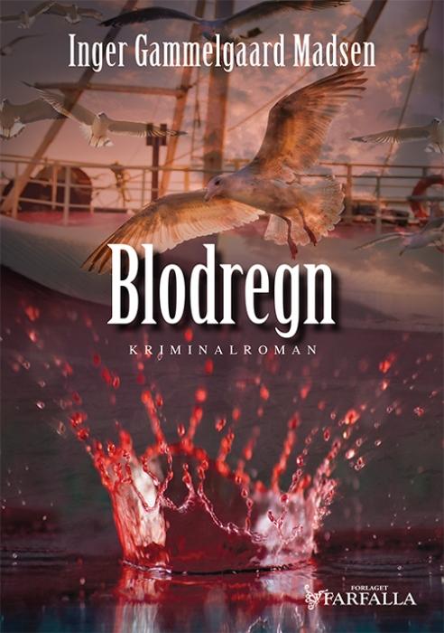 Image of   Blodregn (Bog)
