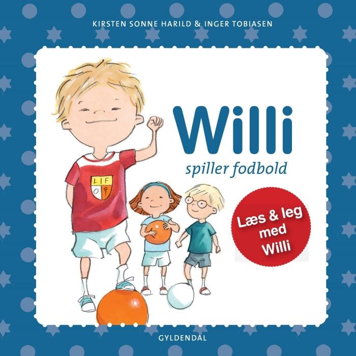 Image of   Willi spiller fodbold (E-bog)