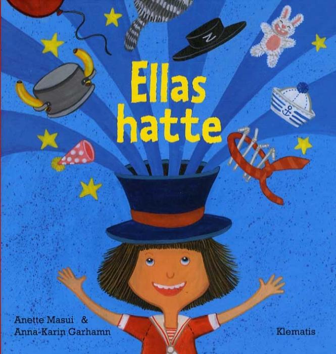 Image of Ellas hatte (Bog)