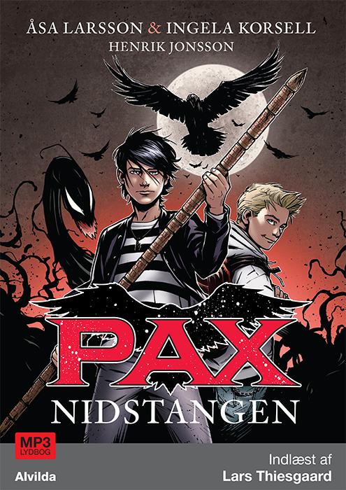 Image of PAX 1: Nidstangen (Lydbog)