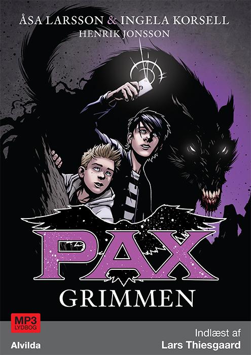 Image of PAX 2: Grimmen (Lydbog)