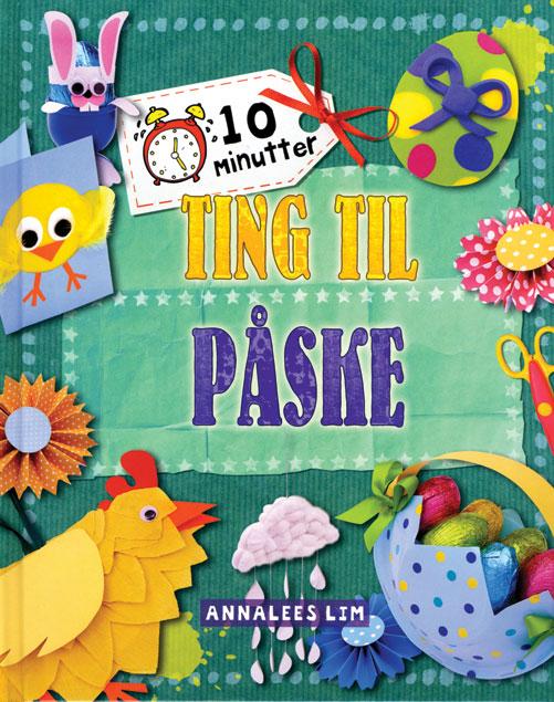 Image of Ting til påske (Bog)