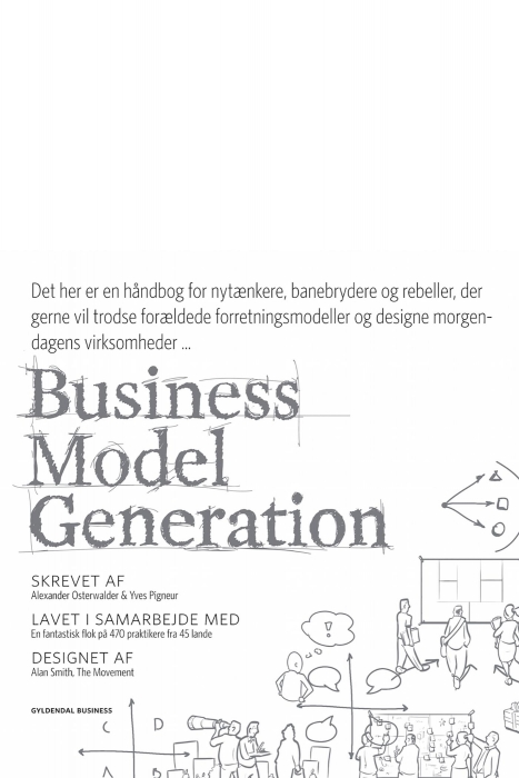 Image of Business Model Generation (E-bog)