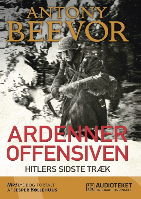 Image of Ardenneroffensiven - Hitlers sidste træk (Lydbog)