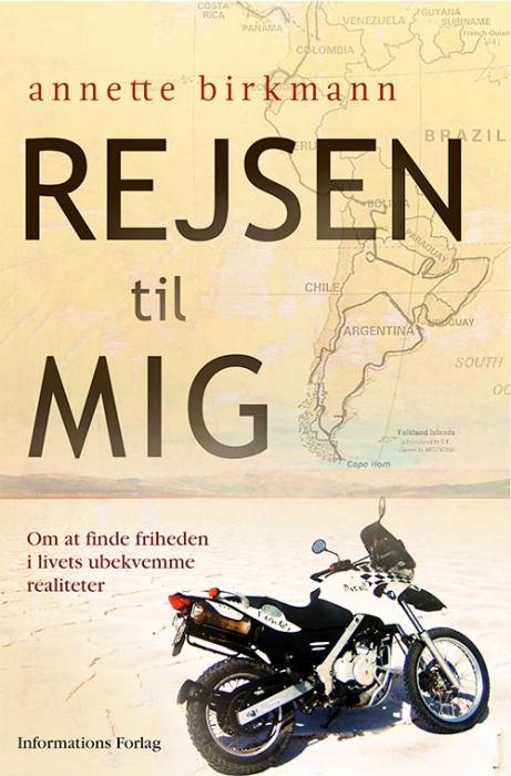 Image of Rejsen til mig (Bog)
