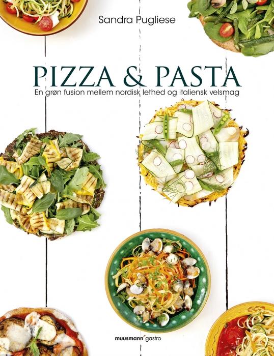 Pizza & pasta (Bog)