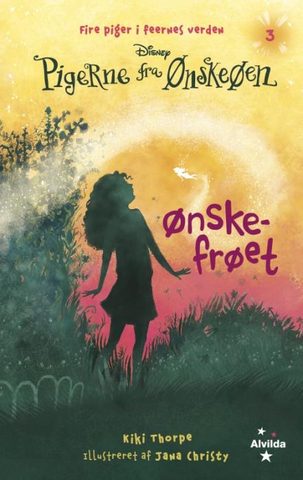 Image of   Pigerne fra Ønskeøen 3: Ønskefrøet (E-bog)