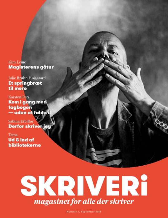 Image of   SKRIVERi (E-bog)
