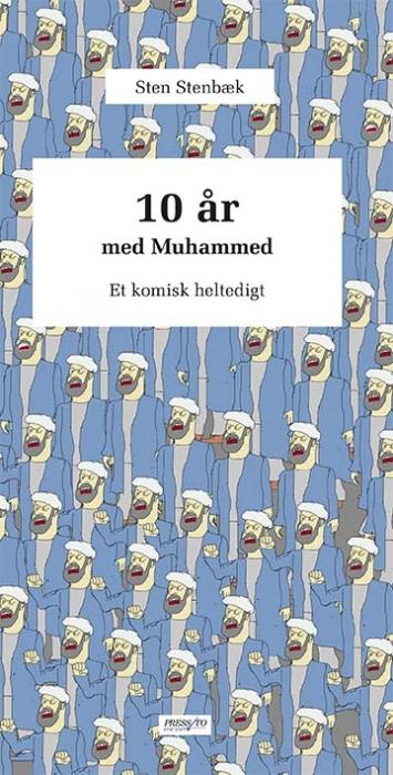 Image of   10 år med Mohammed (E-bog)