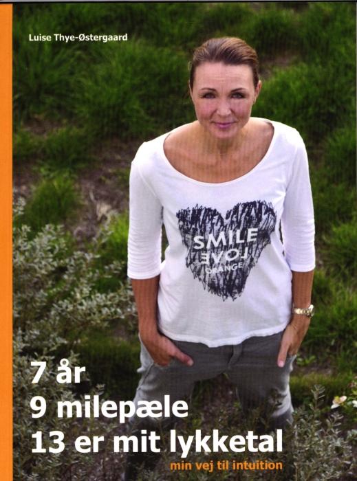 Image of   7 år, 9 milepæle, 13 er mit lykketal (Bog)