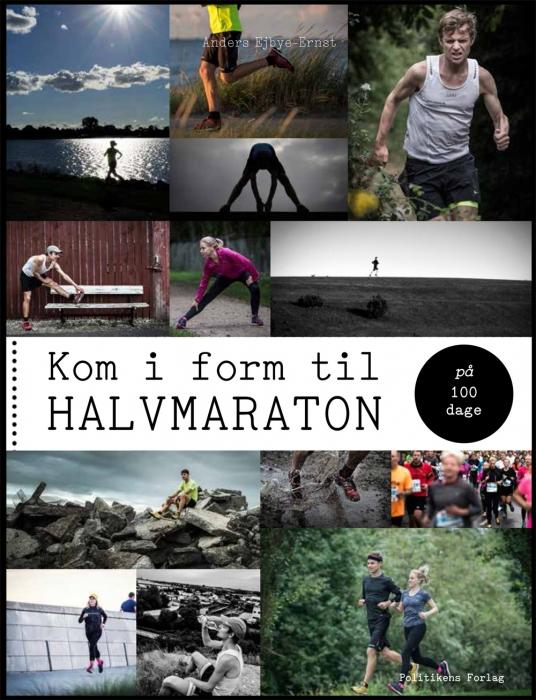 Image of Kom i form til halvmaraton på 100 dage (Bog)