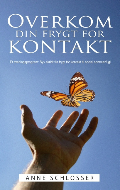 Image of Overkom din frygt for kontakt (Bog)