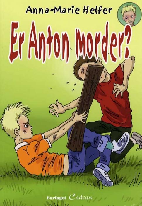 Image of Er Anton morder? (Bog)