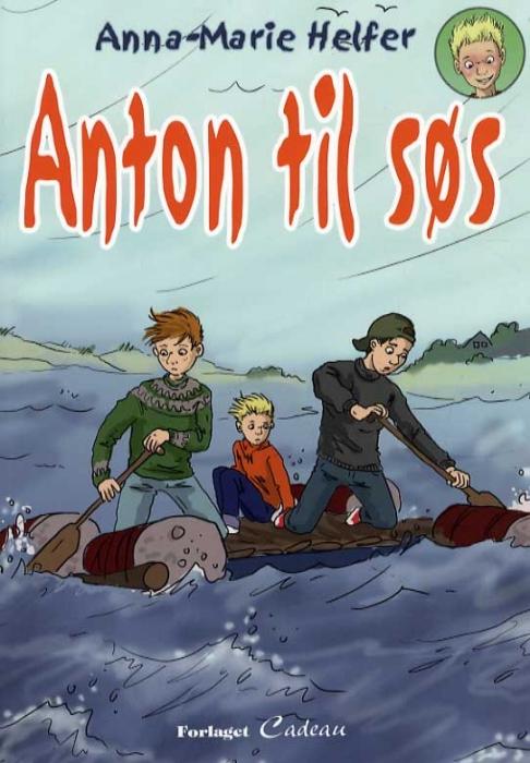 Image of Anton til søs (Bog)