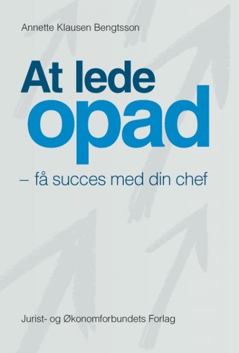 Image of At lede opad (Bog)