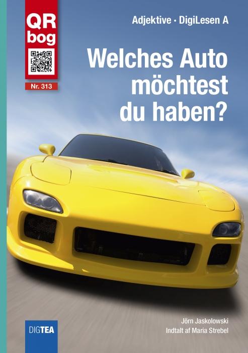 Welches Auto möchtest du haben? (E-bog)