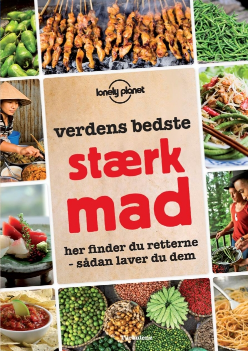 Verdens bedste stærk mad (E-bog)