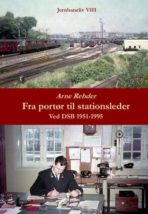 Image of Fra portør til stationsleder (Bog)