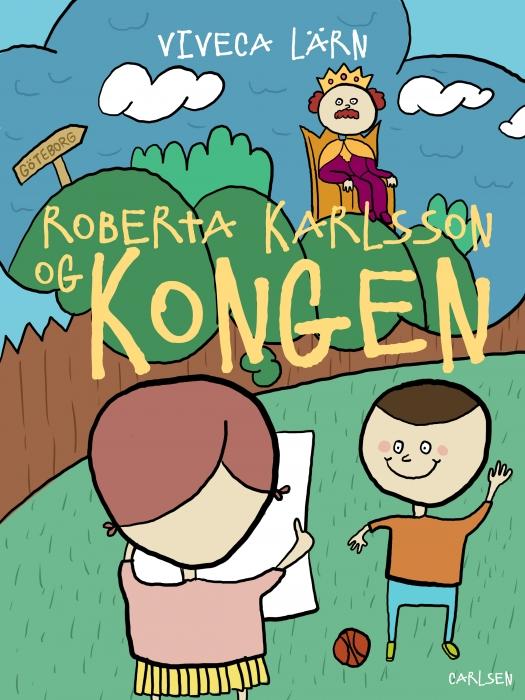 Image of   Roberta Karlsson og Kongen (E-bog)