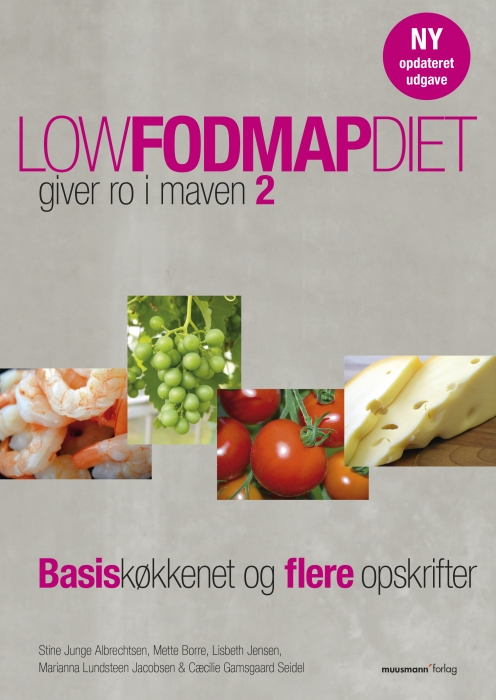 Low FODMAP diet 2 - Basiskøkkenet (Bog)