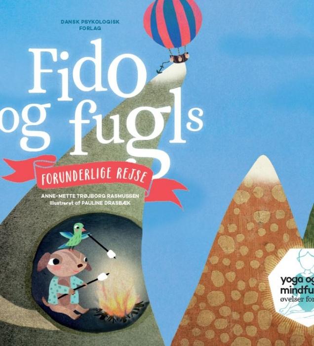Image of Fido og Fugls forunderlige rejse (Bog)