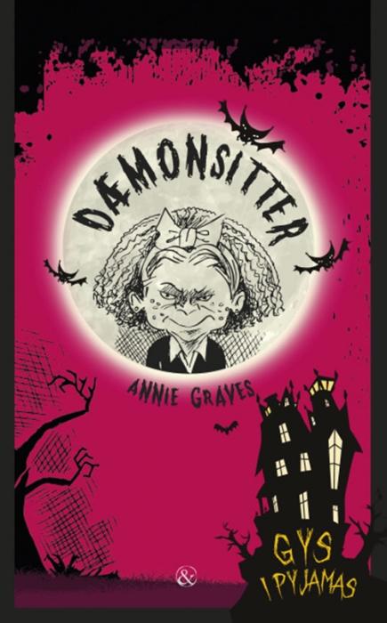 Image of Dæmonsitter (Bog)