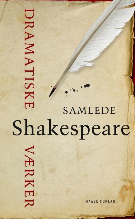 Image of   Samlede Shakespeare, hb (Bog)