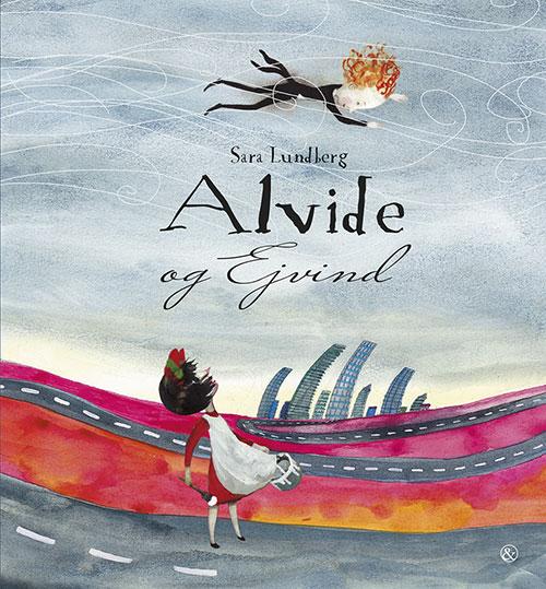 Image of   Alvide og Ejvind (Bog)