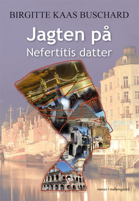 Jagten på Nefertitis datter (Bog)