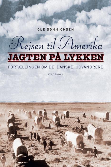 Image of   Rejsen til Amerika 2 Jagten på lykken (E-bog)